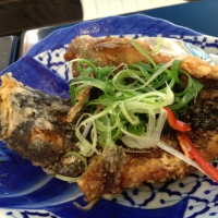 Chung Shing Thai Restaurant, Tai Mei Tuk